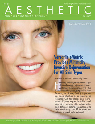 Sublative-Rejuvenation-Clinical-Roundtable-2010